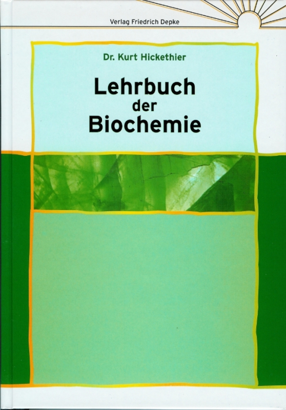 Lehrbuch der Biochmie